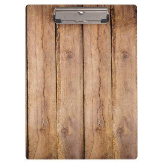 Wooden florr boards texture clipboard