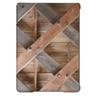 Wooden Frame Cell Phone Case Case For iPad Air