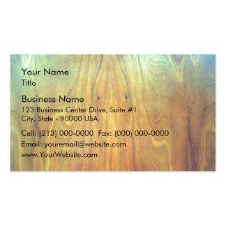 wooden furniture interior design texture business card template