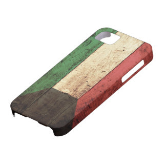 Wooden Kuwait Flag iPhone 5 Cover