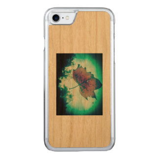 Wooden Leaf Phone Case
