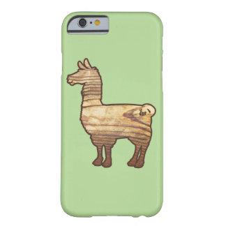 Wooden Llama Case