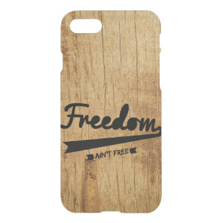 wooden phone iPhone 8/7 case