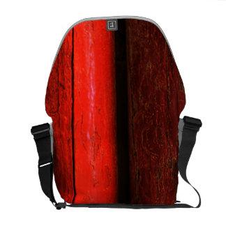 Wooden Rods Commuter Bag