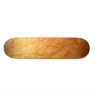Wooden 21.6 Cm Skateboard Deck