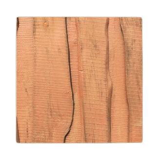 Wooden texture wood coaster
