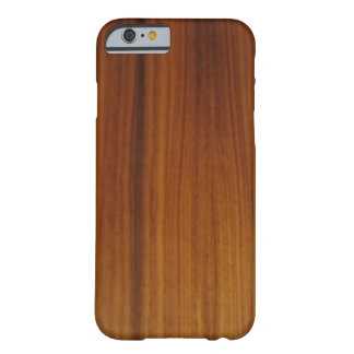 wooden veneer barely there iPhone 6 case