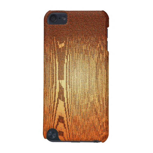 Woodie Sunburst iPod Touch 5G Covers