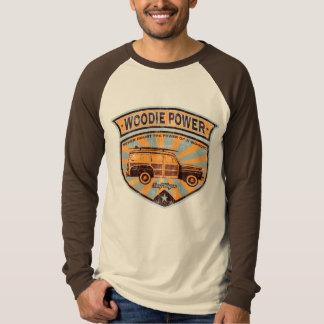 Woodie Wagon T Shirt