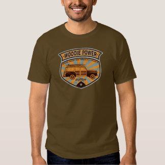 Woodie Wagon T-shirts