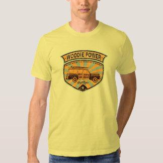 Woodie Wagon Tshirts