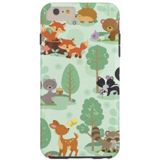 Woodland Animals iPhone 6/6S Plus Phone Case