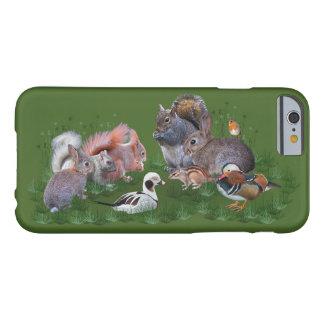 Woodland Animals iPhone 6 Case