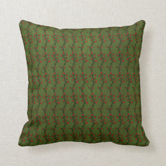 Woodland Berries Pillow