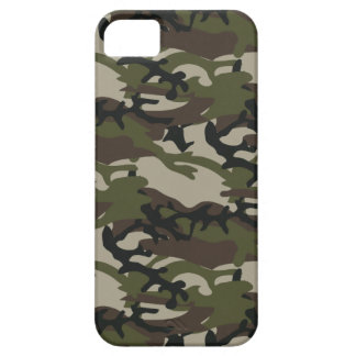 Woodland Camo iPhone5 case