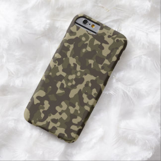 Woodland Camo iPhone 6 case Cover Barely There iPhone 6 Case