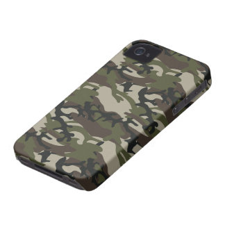 Woodland Camo Military iPhone4/4S case