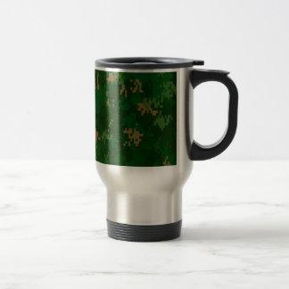 Woodland Camo Mugs