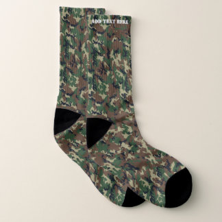 Woodland Camouflage Military Pattern 1