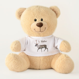 Woodland Caribou Teddy Bear