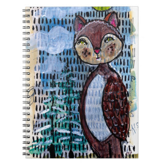 Woodland Creature Notebook