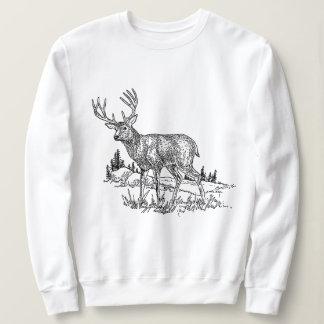 Woodland Deer Classic Women's Sweatshirt