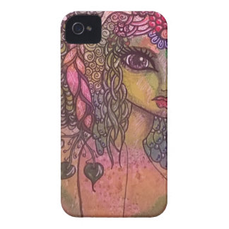 Woodland Fae iPhone 4 Cover