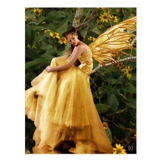 Woodland Fairy Postcard