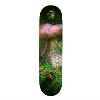 Woodland Fairy Toadstool / Mushroom Skate Boards