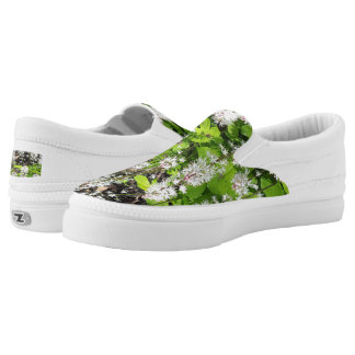 Woodland Floral Printed Shoes