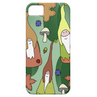 Woodland Gnomes iPhone 5 Cases