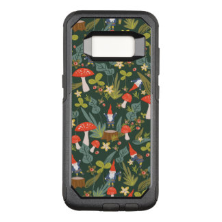 Woodland Gnomes OtterBox Commuter Samsung Galaxy S8 Case