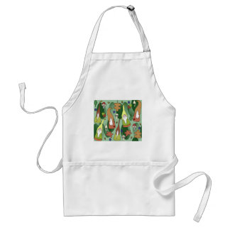 Woodland Gnomes Standard Apron