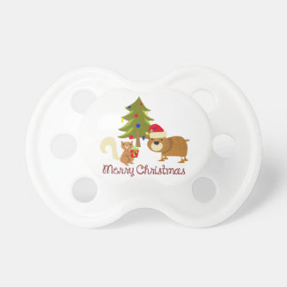 Woodland Merry Christmas Dummy