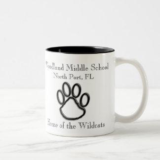 Woodland Middle School Mug