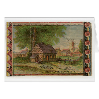 Woodland Mill Card