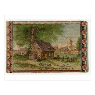 Woodland Mill Postcard