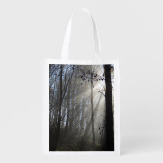 Woodland Morning Mist Reusable Bag