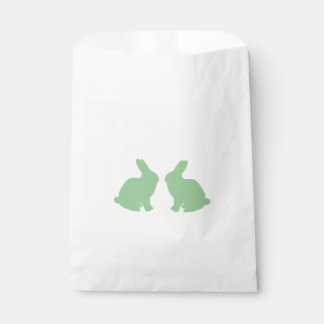 """WOODLAND RABBIT"" FAVOUR BAGS"