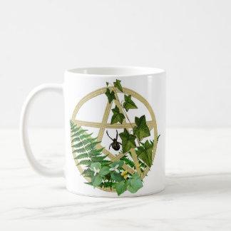 Woodland Spider Pent Coffee Mug