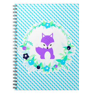 Woodland Story Notebook