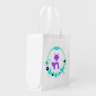 Woodland Story Reusable Grocery Bag