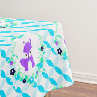 Woodland Story Tablecloth