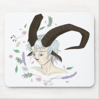 Woodland Thoughts Mouse Pad