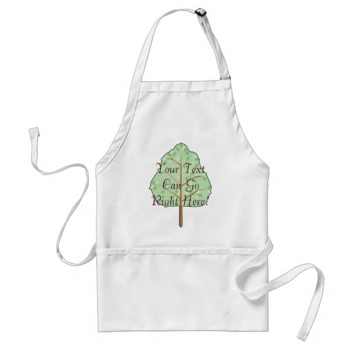 Woodland Tree Apron