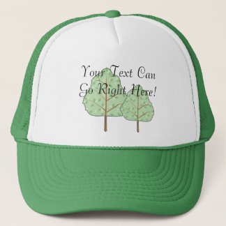 Woodland Trees Hat