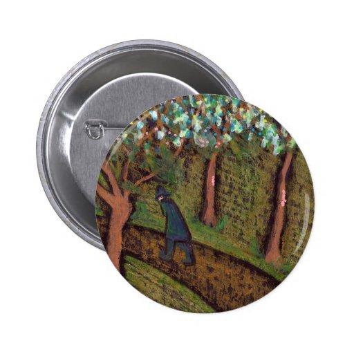 woodland walk digitally altered buttons