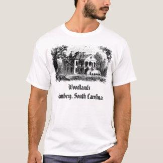 woodlands2, Woodlands Bamberg, South Carolina T-Shirt