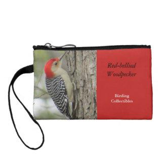 Woodpecker Coin Purse