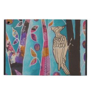 Woodpecker Music iPad Case